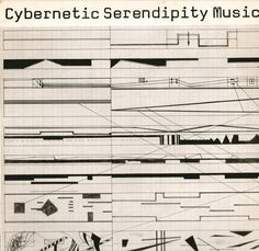 Cybernetic Serendipity Music ICA01 | ICA02 1968 ICA Nash House, The Mall…