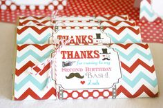 chocolate bar wrappers featured by Sweet Designs (Amy Atlas)