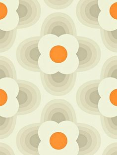 Buy 110403 Orla Kiely House for Harlequin Striped Petal Wallpaper from our Wallpaper range at John Lewis & Partners. Orange Wallpaper, Gold Wallpaper, Orla Kiely, John Lewis, Types Of Ceilings, Feature Wallpaper, Fashion Wallpaper, Natural Forms, The Fresh