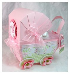 English Baby Carriage | 2010 February - My Time, My Creations, My Stampendence