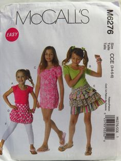13cadd556bf7 217 Best McCall s Girls  Toddlers  Babies  Sewing Pattern Collection ...