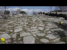 Calzadas romanas en Madrid