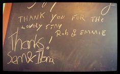 #guestloveus 💙 Rob ed Emmie dai #PaesiBassi Sem ed Ilona dall' #olanda ☺ Solo #ospitifelici a #iduenoci My #bedandbreakfast #cardanoalcampo #varese #malpensa #inlombard1a ☺ #recensioni al volo happy #review Chalkboard Quotes, Art Quotes, This Is Us