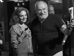 Go behind the lens on #DVFSecretAgent with Peter Lindbergh as he talks about strong women, storytelling and his favorite on-set moment. Read the exclusive interview on World of DVF: http://on.dvf.com/1E8spet