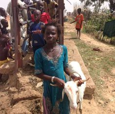 Spirit of America - Improving Food Security and Government Capacity in Mali #SpiritofAmerica #SoA #Mali #nonprofit #non-profit #humanitarian #livestock