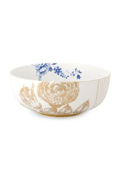 Show details for XL Royal White bowl