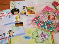Vier Vandaag!: Snail mail inspiratie