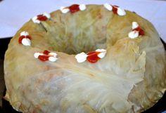 Ленивый голубец из молодой капусты: весеннее блюдо, достойное барского стола!