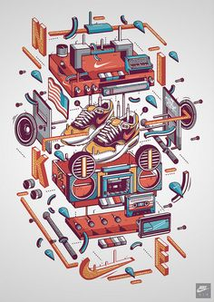 NIKE x DXTR / Beatbox | Flickr - Photo Sharing!