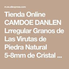 e847320cb1e3 Tienda Online CAMDOE DANLEN Lrregular Granos de Las Virutas de Piedra  Natural 5-8mm de