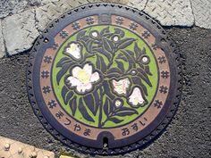 Matsuyama Ehime, manhole cover 5 (愛媛県松山市のマンホール5) | by MRSY