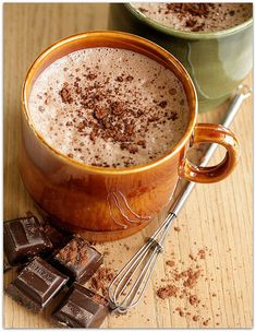 The weathers getting cooler, cuddly hot chocolates are back in! www.johnsmedleyoutlet.com