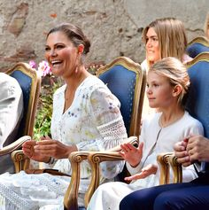 Princess Victoria Of Sweden, Princess Estelle, Crown Princess Victoria, Swedish Royalty, Queen Silvia, George Vi, The Crown, Oscars, Royal Families
