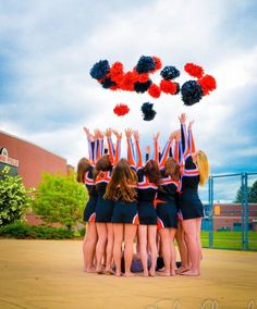 cheer squad pictures