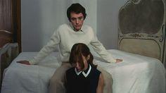 Teorema (1968, Pier Paolo Pasolini) /  Cinematography by Giuseppe Ruzzolini