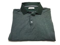 Ermenegildo Zegna M Men's Short Sleeve Polo Shirt Medium #ErmenegildoZegna #PoloRugby