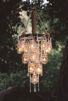 18 Romantic Rustic Wedding Lanterns ❤ See more: http://www.weddingforward.com/rustic-wedding-lanterns/ #weddings