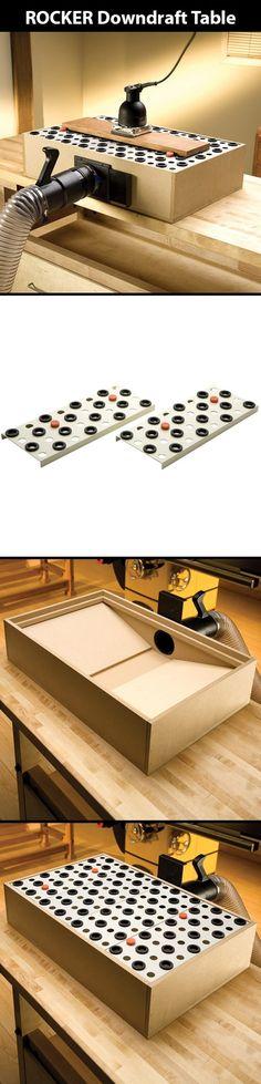 Rockler Downdraft Table Panels    http://www.rockler.com/downdraft-table-panels?rrt=1