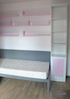 Amenajare completa apartament | Lignaprod Bunk Beds, Kitchen Cabinets, Room, Furniture, Home Decor, Interiors, Bedroom, Decoration Home, Loft Beds