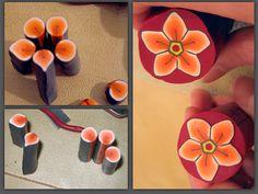 Flower cane idea