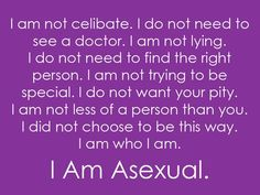 Check out our Q&A with ACES NYC Meetup leader for more info on the Asexual community