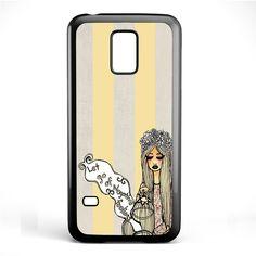 Let Go Of Negative Fellings TATUM-6441 Samsung Phonecase Cover Samsung Galaxy S3 Mini Galaxy S4 Mini Galaxy S5 Mini