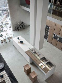 6x wat te doen met een hoog plafond