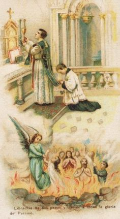 Holy Mass and the Holy Souls