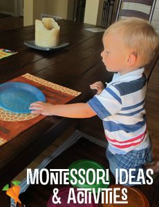 A wealth of information, tips, and ideas on raising a Montessori child