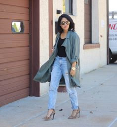 A Love Affair With Fashion : Laid Back For Fall