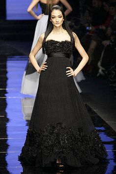 Elie Saab Spring 2007 Couture Runway - Elie Saab Haute Couture Collection