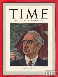 A cover gallery for Time