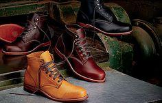 Wolverine Boots é uma marca norte-americana de botas e sapatos de qualidade superior. Saibam mais.