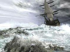 barcos a vela antigos piratas