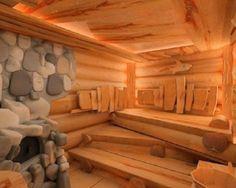 Sauna Steam Room, Sauna Room, Sauna House, Sauna Design, Outdoor Sauna, Earth Homes, Home Spa, Saunas, Log Homes