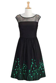 Love this dress! Shop Women's designer fashion dresses, tops | Size 0-36W & Custom clothes | eShakti