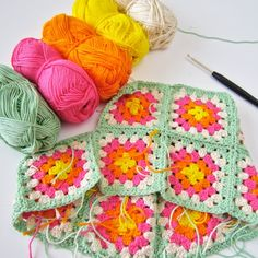 Color 'n Cream Crochet and Dream