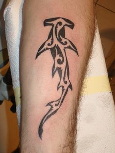 hammerhead shark tattoo on pinterest shark tattoos tribal shark tattoos and manta ray tattoos. Black Bedroom Furniture Sets. Home Design Ideas