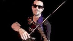 robert mendoza violin cover rather be - YouTube