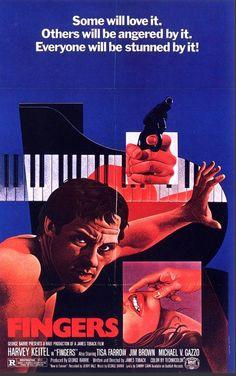 Fingers starring Harvey Keitel