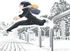 by Andy-Law on DeviantArt Haikyuu Manga, Haikyuu Fanart, Hinata, Shimizu Kiyoko, Goddess Names, Haikyuu Volleyball, Haikyuu Ships, Karasuno, Noragami