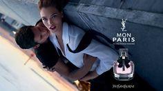 Yves Saint Laurent: Mon Paris #YSL #MonParis #JérémieLaheurte #CristaCober #Commercial