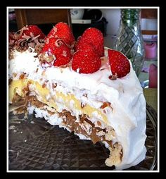 Gluten Free Desserts, Cookie Desserts, Cookie Recipes, Grandma Cookies, Pavlova, Something Sweet, Rice Krispies, Baking Recipes, Food To Make