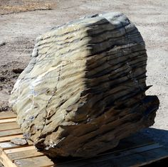 These Rocks from Knepp Sand & Stone have lots of Character!