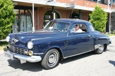 studebaker prepared well in advance for the anticipated post war ...