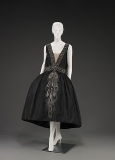 Robe de Style  Jeanne Lanvin, 1927  The Indianapolis Museum of Art
