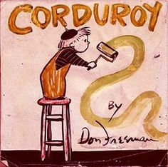 This is the story behind Don Freeman's first Corduroy book. The Story Behind Corduroy Corduroy Book, Children's Book Characters, Fictional Characters, Don Freeman, Book Authors, Old Friends, Childrens Books, Literature, Illustrations