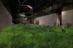 Biennale 2012: un sottobosco al Padiglione Italia, per ricordare il verde da cui tutto è cominciato | Anteprime dal mondo