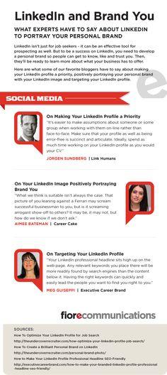 Consigli dei Guru su Linkedin