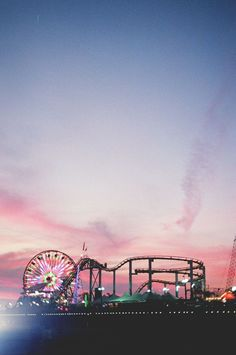 The Good Ol Santa Monica Pier At Sunset The Good Ol Santa Monica Pier At Sunset Photographer Unknown Please Contact Me If You Know Who Deserves Credit The Good Ol Santa Monica Pier At Sunset Love Loathing Los Angeles Pier Santa Monica, Josie Loves, California Dreamin', Santa Cruz California, California Camping, Venice Beach, Adventure Is Out There, Summer Of Love, Summer Fair